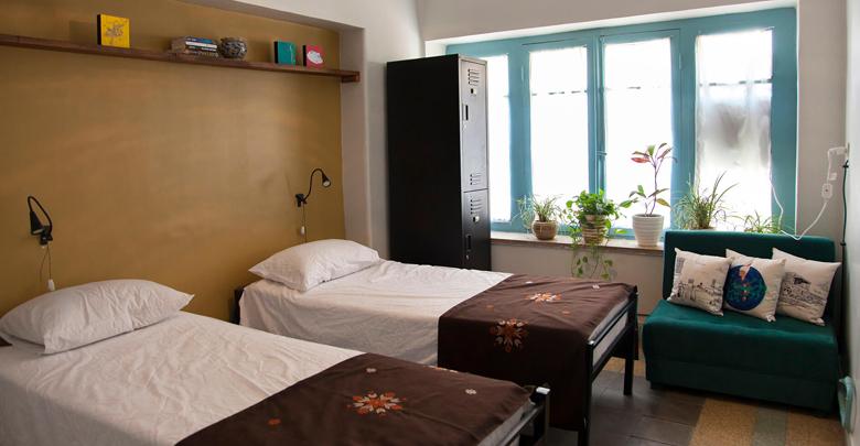 hostel in Iran