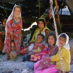 Qashqai Women and Children Clothing