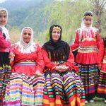 Gilaki Women Clothing