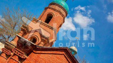 Russian Church in Qazvin