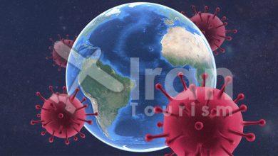 corona viruse spreading all over the world