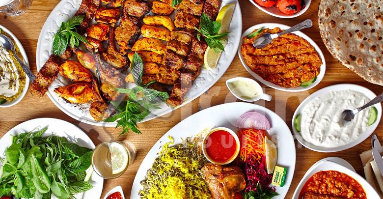 Famous Iranian food